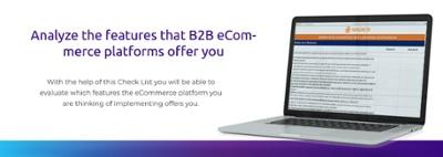 Check list características de las plataformas de eCommerce En