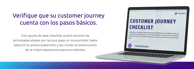 Check list-Customer Journey
