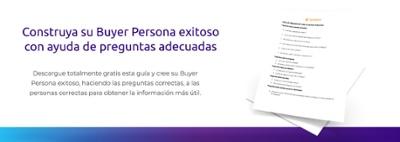 Guía crear Buyer Persona
