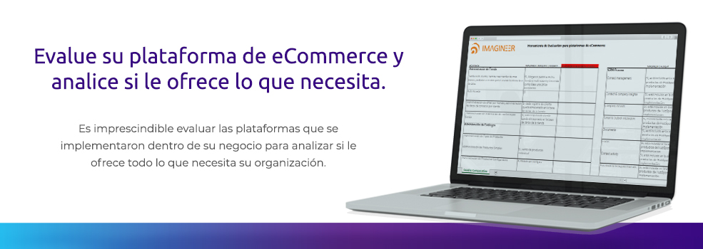 Herramienta para evaluar plataformas de eCommerce