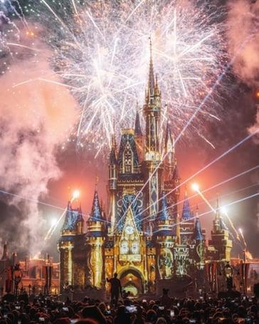 Disney Magic Kingdom, Disney World, USA