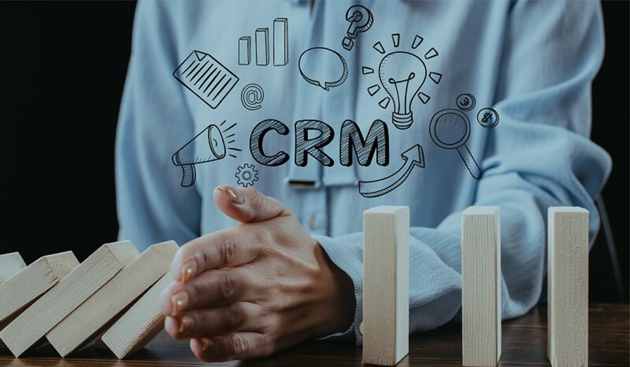 5ways to use CRM data for social media marketing