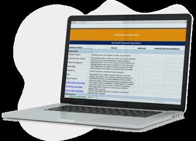Check list evalue su eCommerce