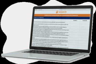 Check listo caracteríscas de las plataformas de eCommerce