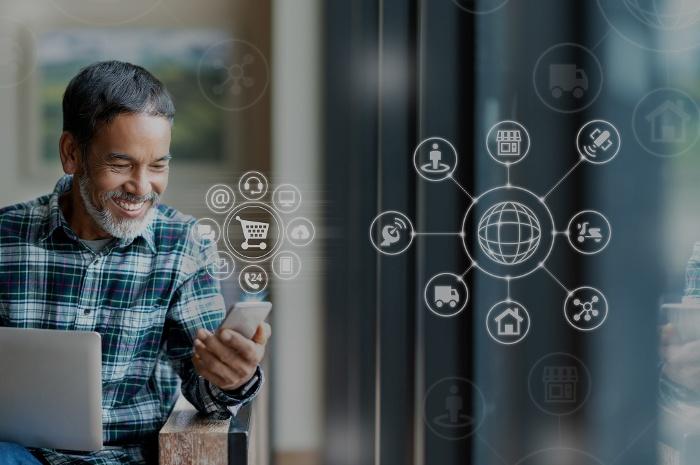 Service Portal and a CRM