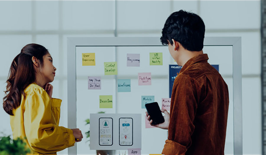 Usability testing in UX design