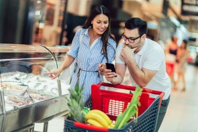 customer's buying process