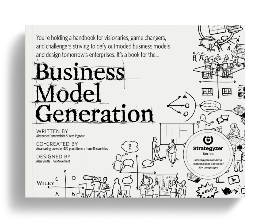 Book Generation of business models