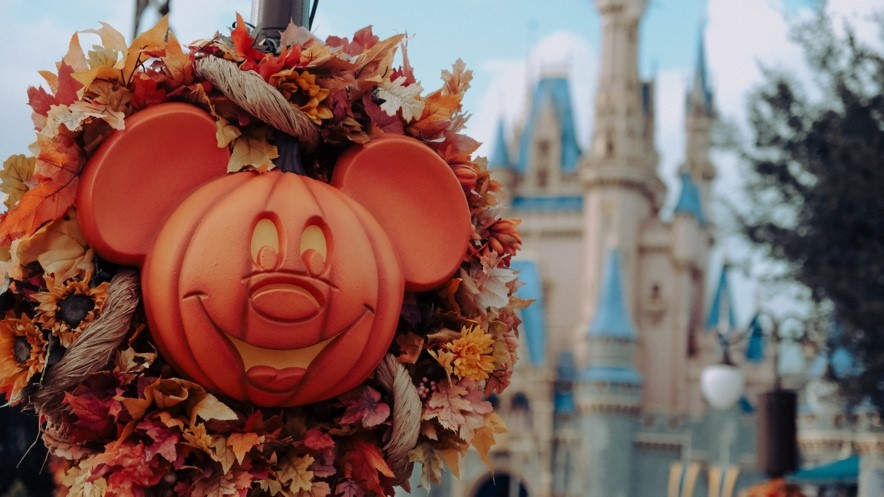Disney Halloween Festival