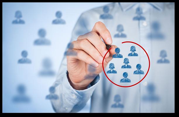 Choosing customer segments